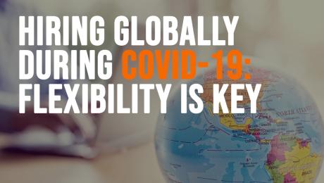 hiring globally during covid 19