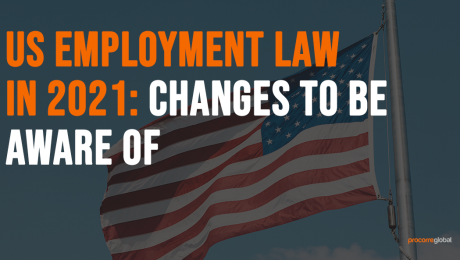 US employment law changes